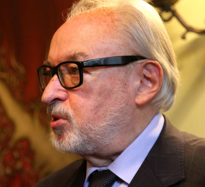 Bronisław Łagowski, fot. A. Głuc