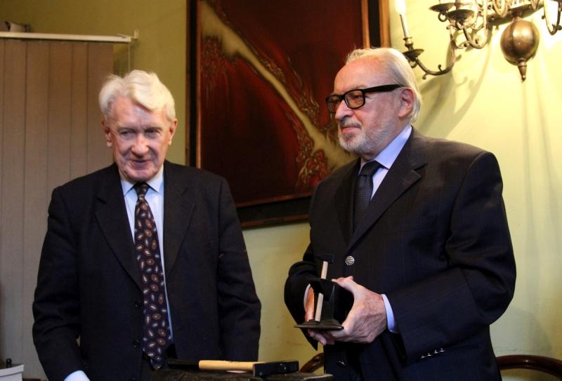 Andrzej Kurz, Bronisław Łagowski, fot. A. Głuc